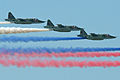 Morning Red Blue White formation, Zhukovsky 2012 (8616568347).jpg