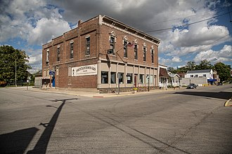 Morristown, Indiana - Image: Morristown, Indiana