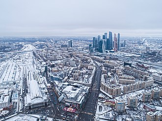 Moscow International Business Center - Image: Moscow City 19