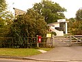 Motcombe, postbox No. SP7 15, The Street - geograph.org.uk - 1508587.jpg