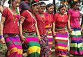 Mro indigenous dance, ChimBuk, BandarBan © Biplob Rahman-2.JPG