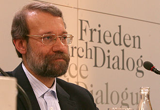 Ali Larijani - Larijani in 2007 Munich Security Conference