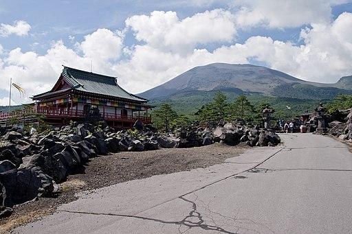Mt.Asama 07
