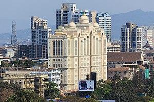 Adamjee Peerbhoy - Saifee Hospital, opposite Charni Road Station founded as Amanbai Charitable Hospital by Sir Adamji Peerbhoy.