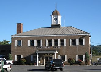 Herkimer (village), New York - Herkimer Municipal Hall, September 2009