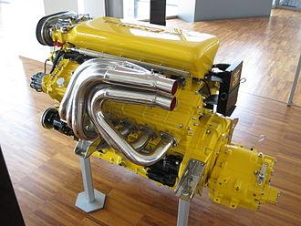 Lamborghini - L900 marine engine