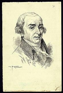 Portrait of Muzio Clementi, composer (1752-1832), before 1929. (Source: Wikimedia)