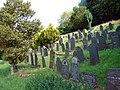 Mynwent - Y Fedw - Cemetery - geograph.org.uk - 214201.jpg