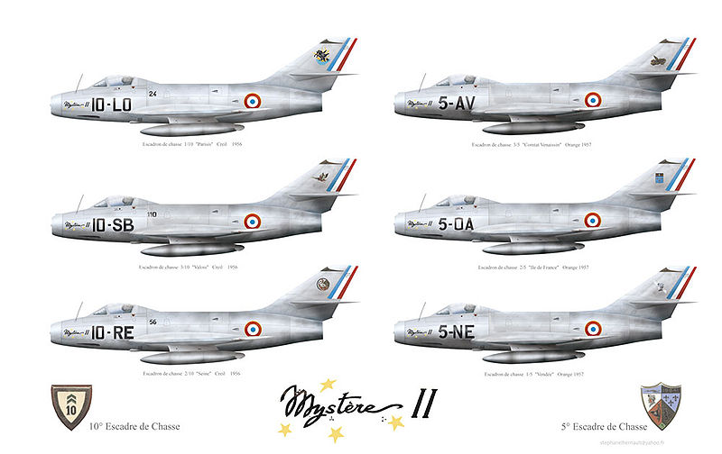 Dassault MD 452 Mystere IIC 800px-Myst%C3%A8re-family-copie