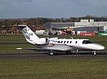 N322SB Cessna Citation CJ4 Switchback Argentina Llc (25297720089).jpg
