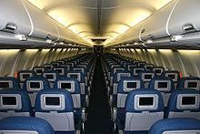 Asientos en avión