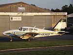 N485ED Piper Aztec 23 Southern Aircraft Consultancy Inc Trustee (29396313380).jpg
