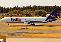 N621FE - MD11 - FedEx
