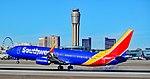 N8531Q Southwest Airlines Boeing 737-8H4 s-n 63575 (27952710359).jpg