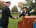 NAVFAC Change of Command and Retirement Ceremony - Oct. 26, 2012 (8125567589).jpg