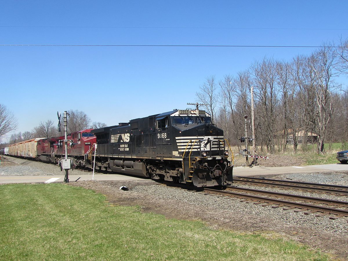Cleveland Line (Norfolk Southern) - Wikipedia