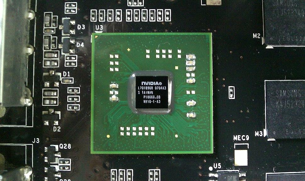 GeForce 8 series - Howling Pixel
