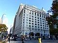 NYC - Washington Building - Battery Place, Greenwich Street - panoramio.jpg