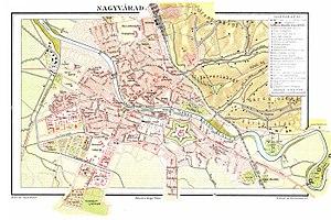 nagyvárad térkép Nagyvárad – Wikipédia nagyvárad térkép