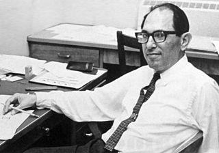 Jerome Namias US meteorologist