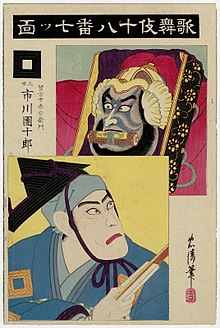 Nanatsumen, from the series The Eighteen Great Kabuki Plays.jpg