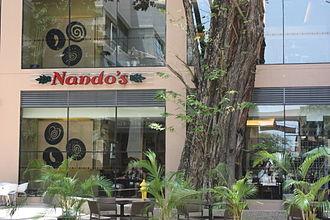 Nando's - Nando's in Penang, Malaysia (2010)