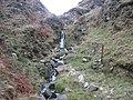 Nant Ciliau - a hanging valley - geograph.org.uk - 630678.jpg