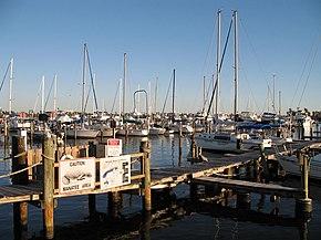 Naples City Dock