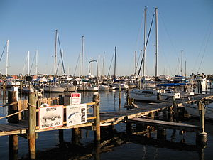 Naples, Florida: City Dock