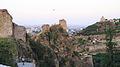 Narikala Fortress & Tabori monastery, Tbilisi.jpg