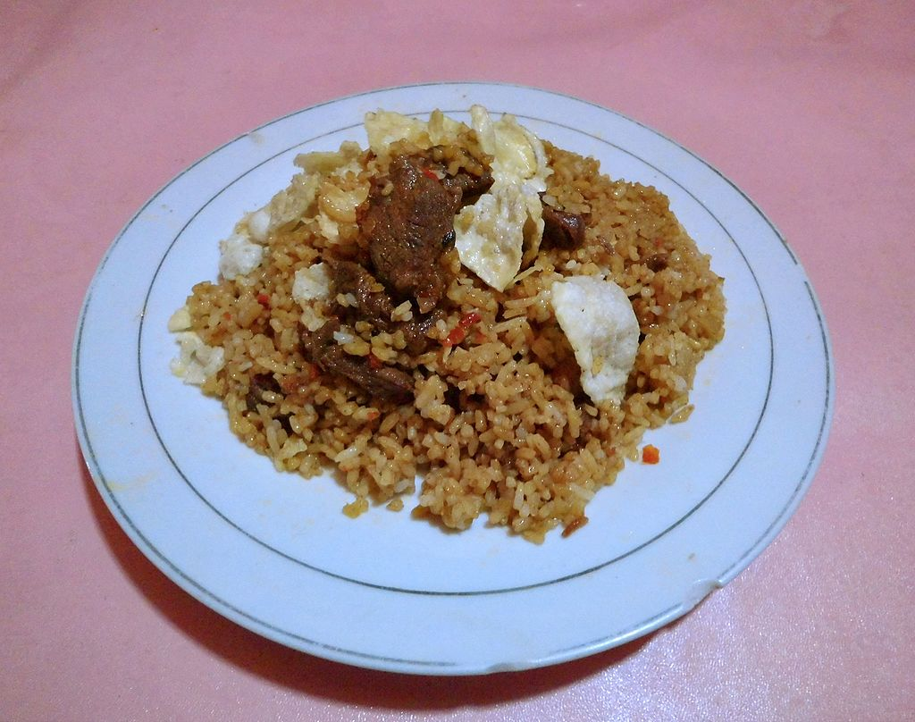 Nasi Goreng Kambing Kebon Sirih Jakarta 3