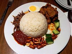 Nasi lemak - Wikipedia