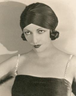 Natacha Rambova 20th-century American film personality and fashion designer