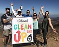 National CleanUp Day Cowles Mountain 2019.jpg