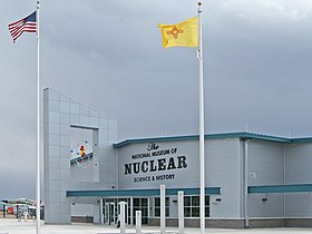 National Museum of Nuclear Science and History entrance.jpg
