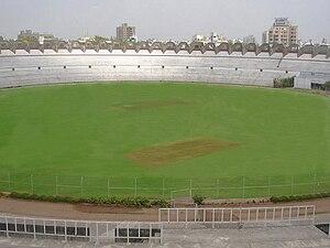 Sardar Vallabhbhai Patel Stadium, Ahmedabad - Sardar Patel Stadium in Navrangpura, Ahmedabad