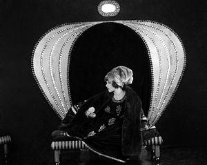 Natacha Rambova - Image: Nazimova Camille 1921