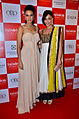 Neha Dhupia, Amrita Puri at '8th Annual Gemfields RioTinto Retail Jeweller India Awards 2012' meet 06.jpg
