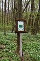 Nekhvoroshcha Volodymyr-Volynskyi Volynska-Nekhvoroshschi nature reserve-guard board.jpg