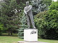 Nelahozeves, socha Antonína Dvořáka.JPG