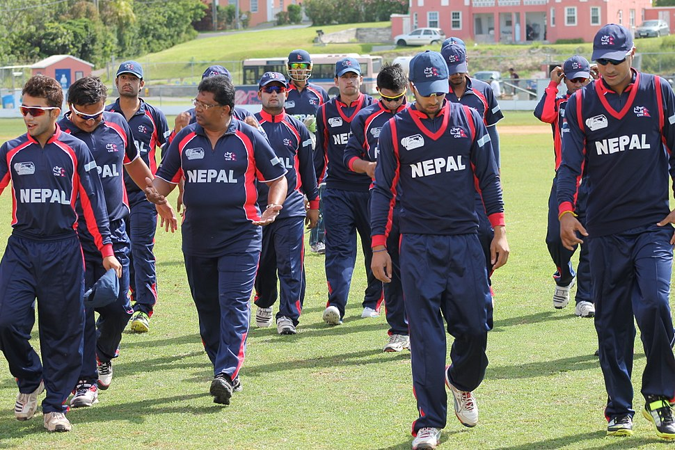 Nepali National Cricket team