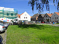 Neustadt-Glewe vor dem Schloss nach Denkmal-Abriss 2011-08-02 002.JPG