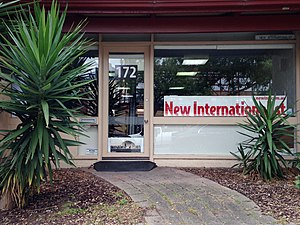 New Internationalist Australia - Image: New internationalist australia office