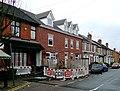New building in Owen Road, Penn Fields, Wolverhampton - geograph.org.uk - 1735277.jpg