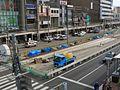 New railroad of Uemachi Line Osaka (04) IMG 4099r2 20160206.JPG