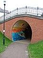 Newport end, Railway tunnel. - geograph.org.uk - 85984.jpg