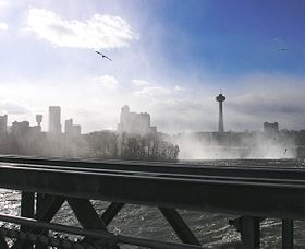 Image illustrative de l'article Niagara Falls (Ontario)