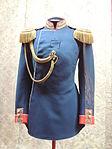Nicholas II's coronation uniform (1896, Kremlin museum) by shakko 01.jpg