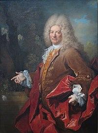 Nicolas de Largillière - portrait of Victor Marie d'Estrées, Duke of Estrées in 1710.jpg