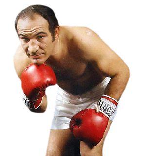 Nicolino Locche Argentine boxer